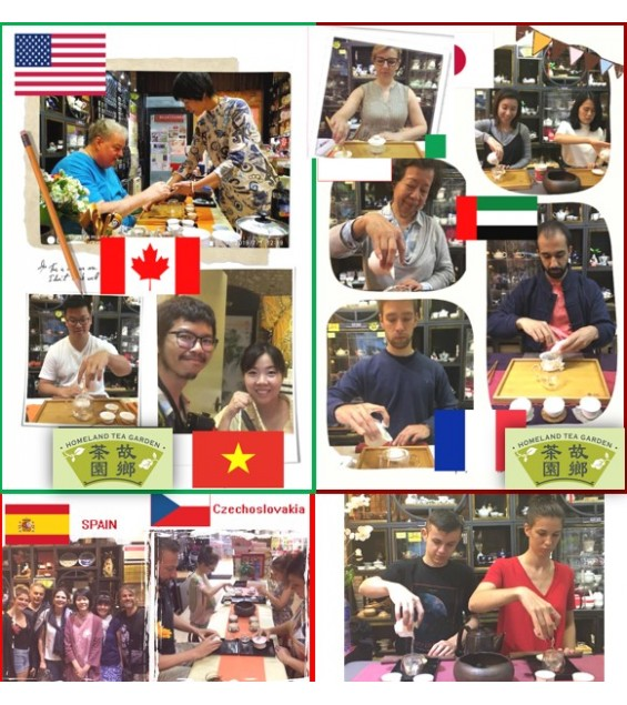 Introductory of Tea Appreciation (Conducted in Cantonese/English/Mandarin) (Single time course)